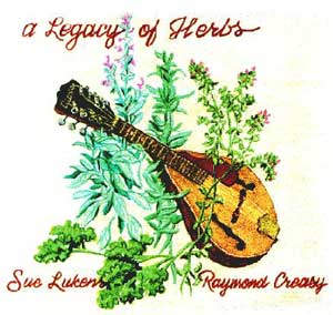 Legacy of Herbs CD cover